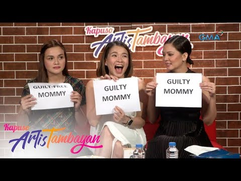 ArtisTambayan: Whos the guilty mommy?