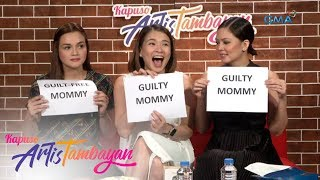 ArtisTambayan: Who's the guilty mommy?