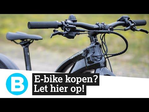 E-bike kopen: wist jij dit over elektrische fietsen?