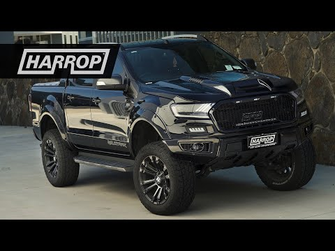 Ford PX Ranger | Harrop Intercooler Upgrade