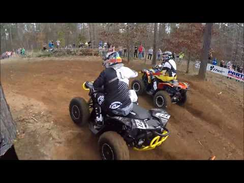 4x4 Senior Class Utility GNCC XC Racing, Big Buck Union SC 2018