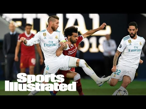 Was Sergio Ramos' Tackle On Mohamed Salah A Dirty Play? | SI NOW | Sports Illustrated
