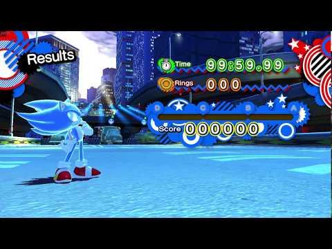 sonic generations- ANTI.DLL vs Dark Sonic