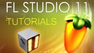 fl studio 11 tutorial for beginners complete