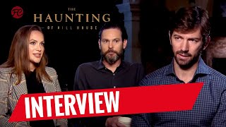 SPUK IN HILL HOUSE | Das Setting | Interviews mit den The Haunting of Hill House-Darstellern