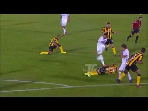 Nacional 1-1 Peñarol: Gol de Rodrigo Aguirre (92´)