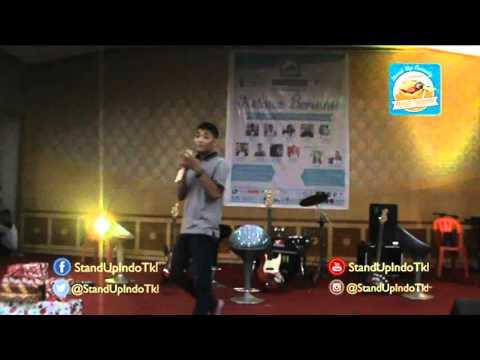 Bang Awi-Balas BBM Sendiri (Stand Up Comedy Tungkal)
