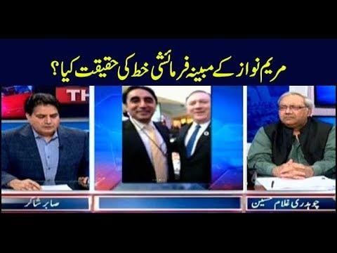 The Reporters | Sabir Shakir | ARYNews | 10 July 2019