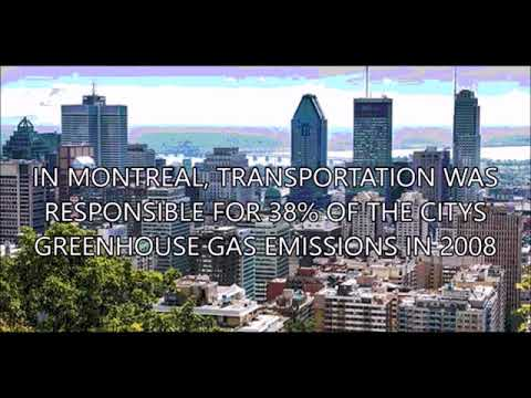 Reducing Montreals Transport Sector Greenhouse Gas Emissions