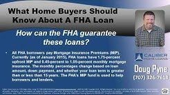 Number One - High Balance FHA Loan Officer Vacaville California 95688