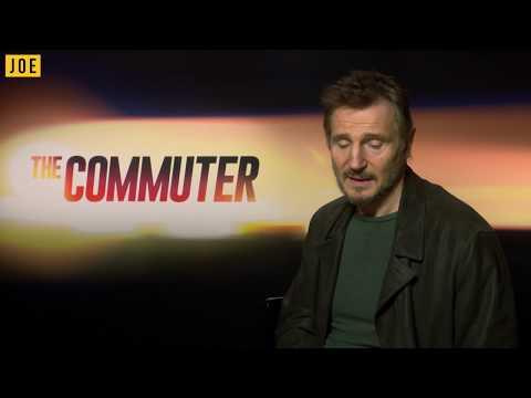 Liam Neeson tells JOE.co.uk how to be a badass