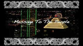 Message to 2 Da People- Young Nino & Hotboy Star Directed By Kang Bear