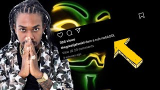 JAHMIEL RESPOND TO VYBZ KARTEL AND SAID THIS