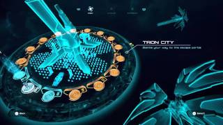 Tron Run/r PS4 Gameplay Footage