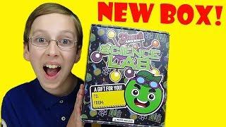 *NEW* GUAVA JUICE BOX Science Lab Kit! (Unboxing)   COLLINTV