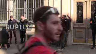 France: Tensions rise as
