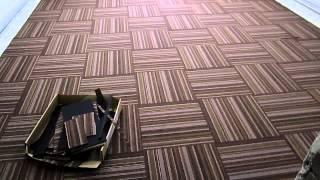 parketstep.ru +7 (495) 998-47-78 - укладка ковролиновой плитки(Укладка ковролиновой плитки в офисе. Компания ParketStep. Сайт http://parketstep.ru/ Телефон +7 495 9984778., 2012-11-20T08:59:55.000Z)