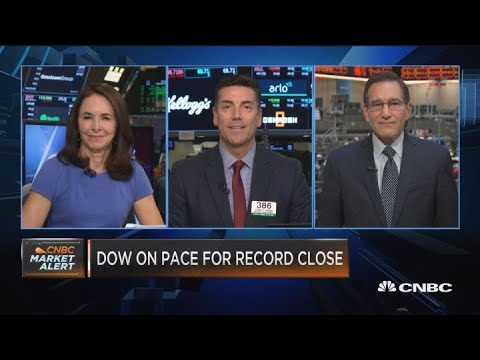 Closing Bell Exchange: 10-year Treasury yield hits seven-year high