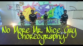 Ace Hood - No More Mr Nice Guy | High On Dance | Alfred Choreography