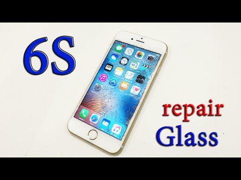 Ремонт Iphone 6s замена стекла - Iphone 6s Pepair Glass