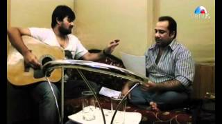 "Making of 'Tere Bina' song from the film ""TEZZ"""