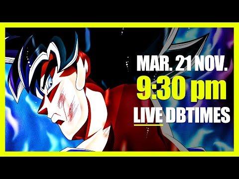 LIVE DRAGON BALL & DRAGON BALL SUPER (Avec Gaki Parody)