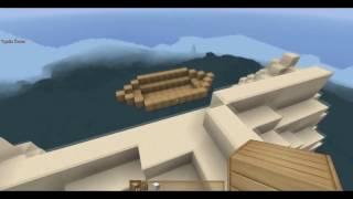 Майнкрафт Видео - КАК Сделать КОРАБЛЬ в Minecraft архитектор(ЗАСТАВЬ ЁЖИКА Работать! Поставь ЛАЙК Больше лайков - больше видео!!! ПРОДОЛЖЕНИЕ ВИДЕО выйдет на Втором..., 2014-07-29T23:17:19.000Z)