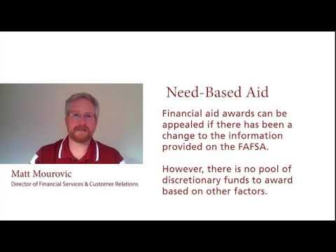 Need-Based Aid - UMass Amherst Financial Aid FAQs