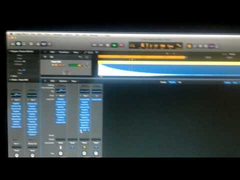 Actinium - Kick project in Logic Pro X