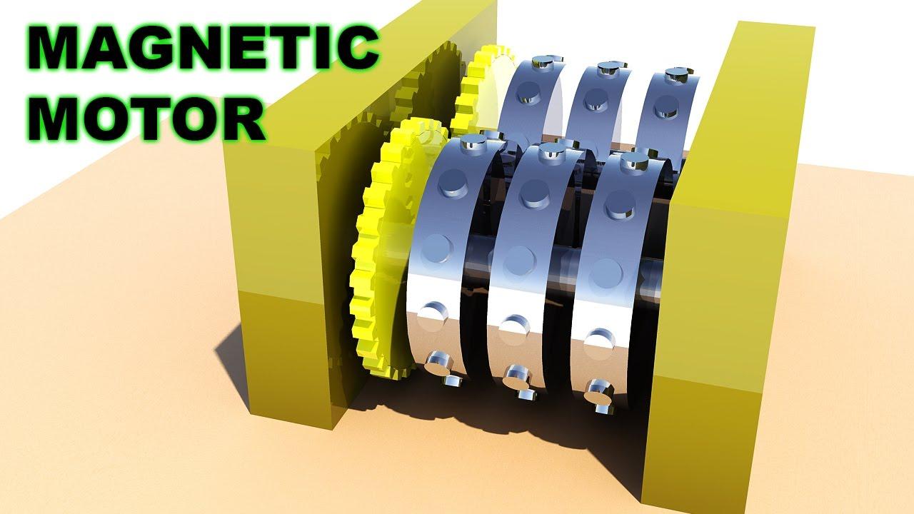 Free Energy Generator - Magnetic Motor - Overunity device