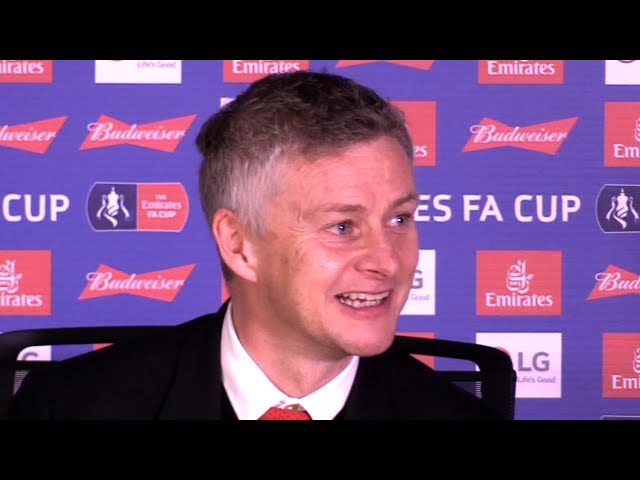 Chelsea 0-2 Manchester United - Ole Gunnar Solskjaer Full Post Match Press Conference - FA Cup