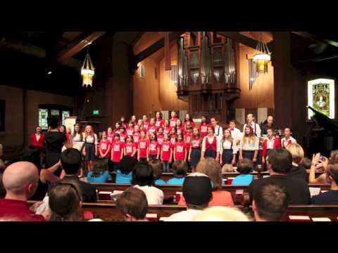 Shine Childrens Chorus: ITS AMAZING, Tribute to Jem with Lighthouse Ensemble