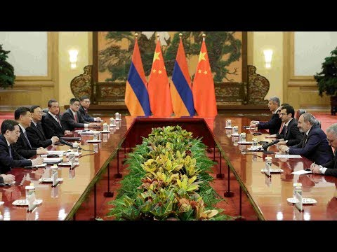 China, Armenia Agree To Inject New Impetus Into Regional Cooperation
