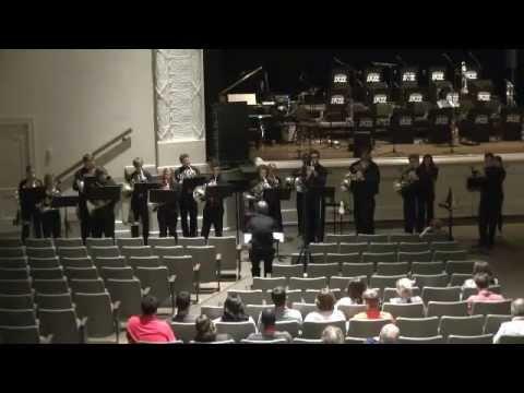 CCM Horn Choir: Ave Verum Corpus (Mozart)-IHS 44