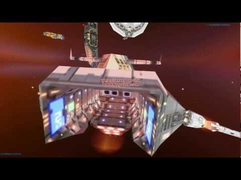 Homeworld 1 SPL - turanic and kadeshi ships
