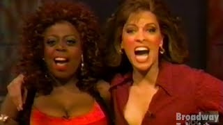 "Lillias White, Pamala Issacs  - ""My Body"" - THE LIFE (The View 31-Oct-1997)"