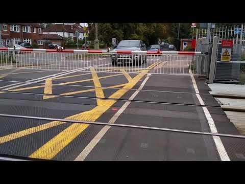 *Misuse* Ashtead Station Level Crossing Surrey