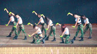 CS ONE - Catch Me If You Can [SNSD Dance Cover] @Dreams Come Trus Dance COver Competition