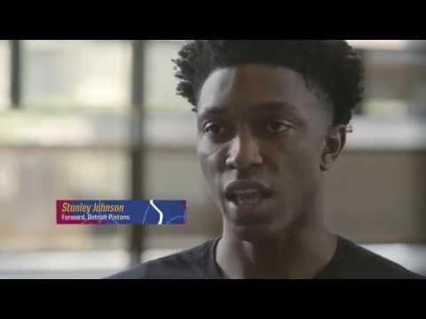 Comeback Season: Stanley Johnson - NBA XL