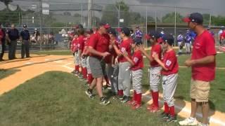 2011 Thurmont Cardinals Little League Tournament Of Champions SportsCenter Intro