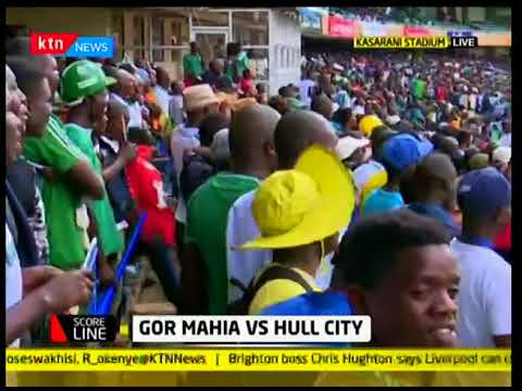 Kenya Premier League giants Gor Mahia vs Hull City