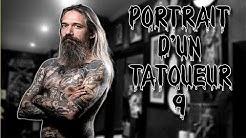 Portrait d'un tatoueur : Filip Leu