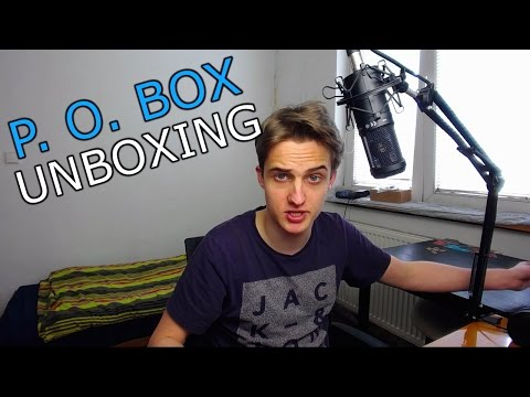 P. O. Box Unboxing!