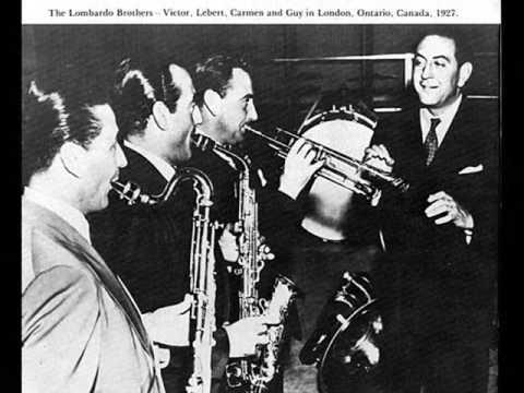 """Guy Lombardo """"BABY"""" (1928)"""