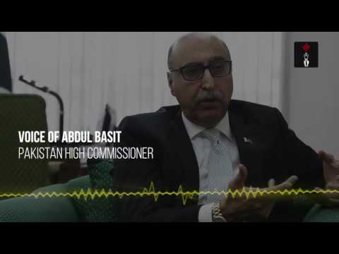 Abdul Basit Interview Excerpts: War Is Not Really A Solution To Our Problems