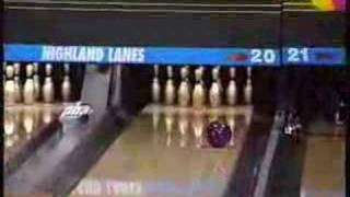 1999 PBA Columbia 300 Open - Bohn III vs. Weber (Part 1)