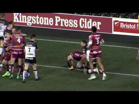 Widnes Vikings v Huddersfield Giants  - Round 1 Highlights