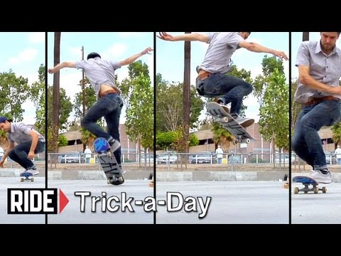 How to Skateboarding: Backside 360 with Jon Goemann