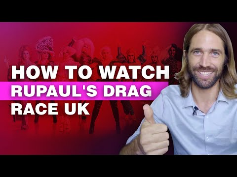 How To Watch RuPaul's Drag Race UK From Anywhere