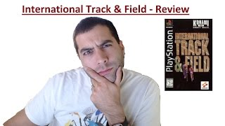 International Track & Field - Review - Sony Playstation (PSX)